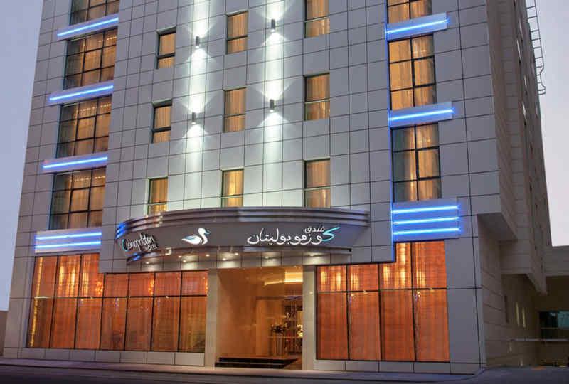 Cosmopolitan Hotel, Dubai • Exterior