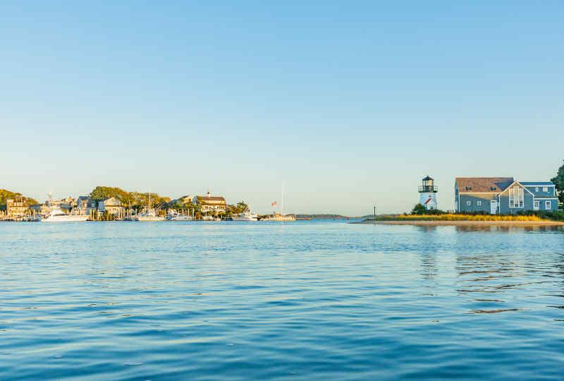 Brant Point Lighthouse, Hyannis Harbor