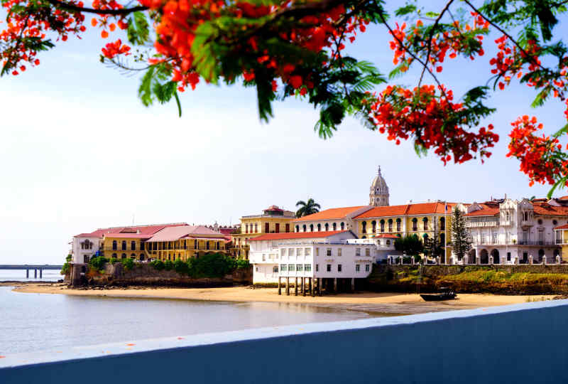 View of Casco Viejo