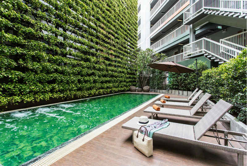 X2 Vibe Chiang Mai Decem Hotel