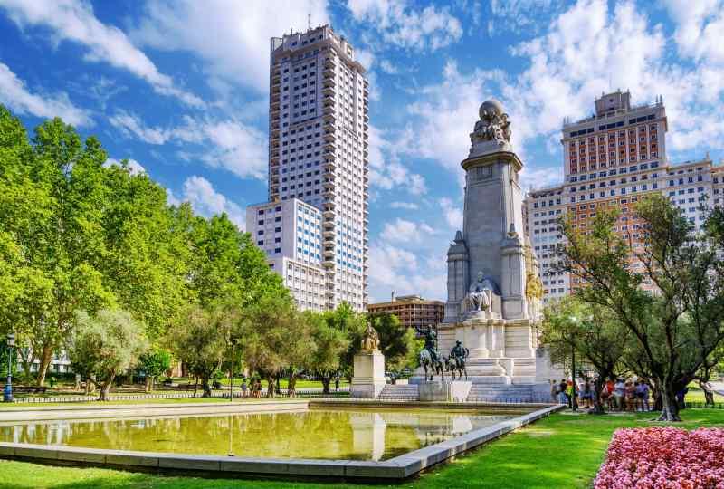 Tower of Madrid