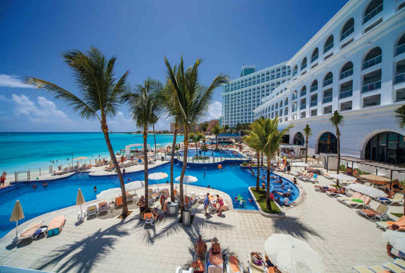 Hotel Riu Cancun