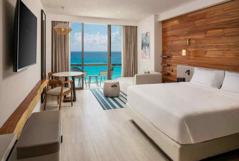 Experience Paradise at New 5-Star Hilton Cancun, An All-Inclusive Resort w/ Ocean View