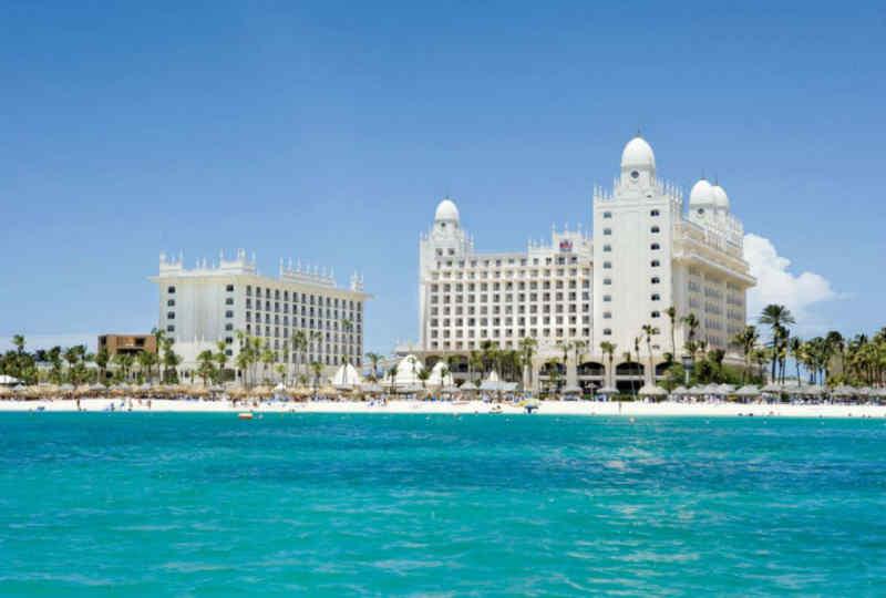 Hotel Riu Palace Aruba • Exterior