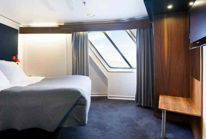 DFDS Seaways • Commodore Owner's Suite