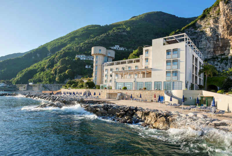 Towers Hotel Stabiae Sorrento Coast • Exterior
