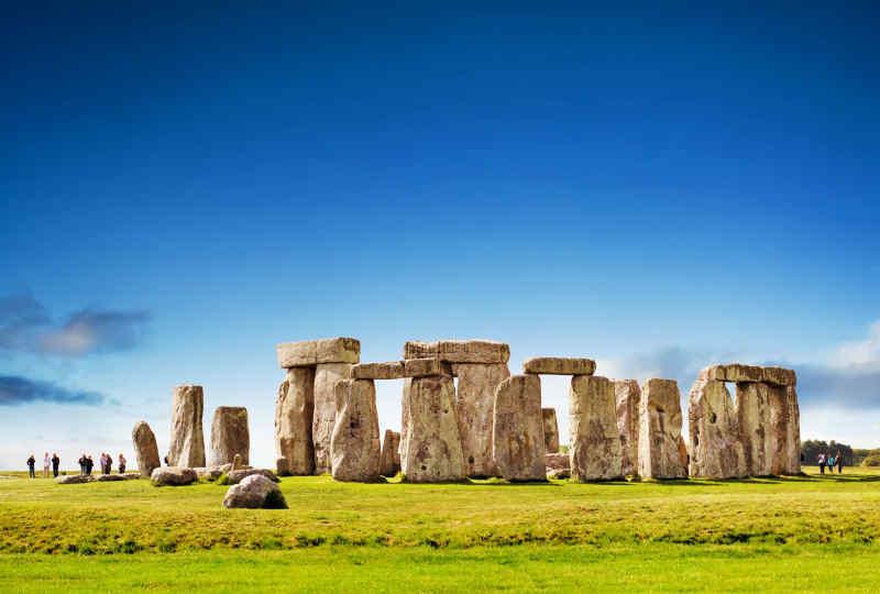Stonehenge • Salisbury, England