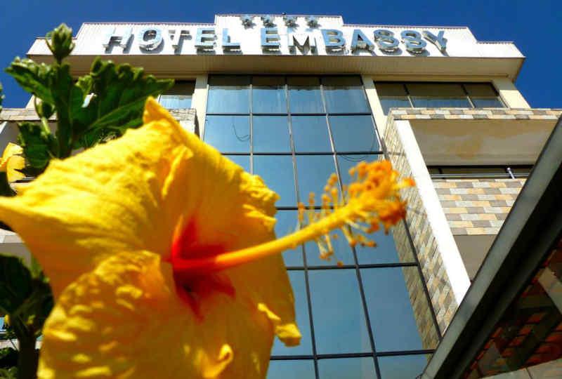 Hotel Embassy • Exterior