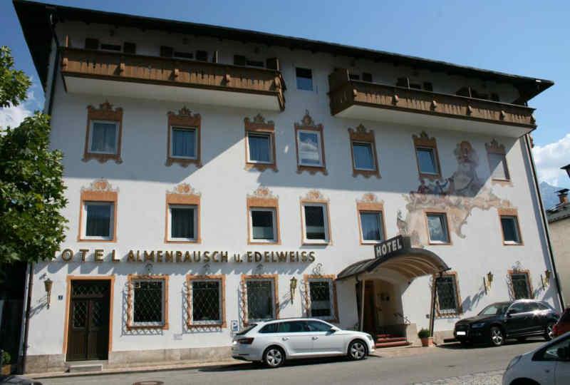 CPH Hotel Almenrausch