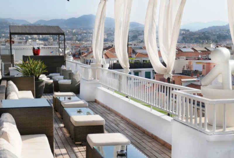 Splendid Hotel & Spa - Rooftop Bar