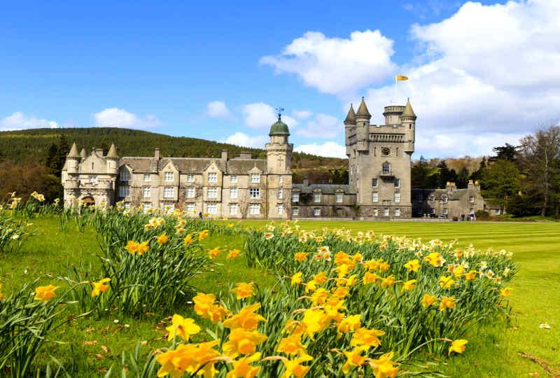 Scotland Castle Vacation
