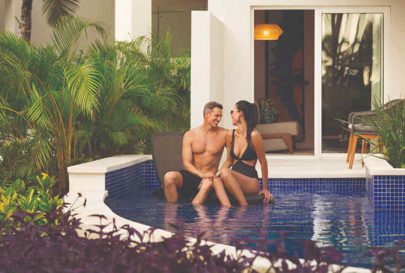 Hilton La Romana, Premium Swim Out Roon