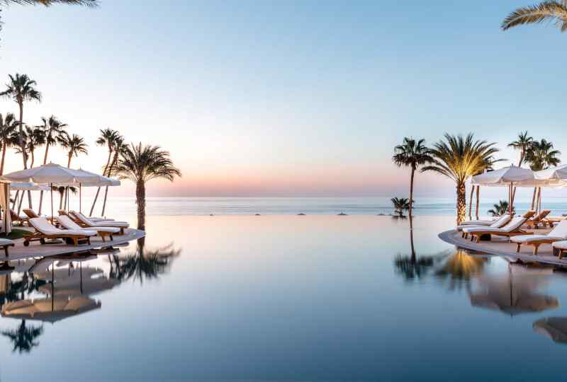 Hilton Los Cabos Beach & Golf Resort, Pool