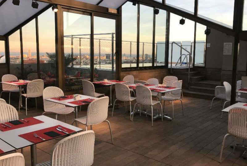 Catalonia Park Putxet Hotel - Rooftop