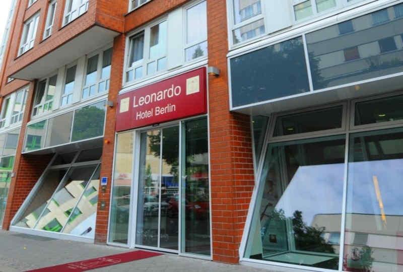 Leonardo Hotel Berlin ext