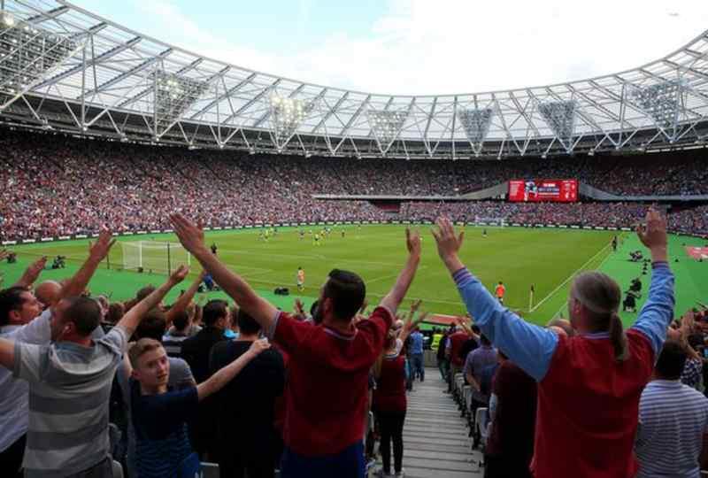 West Ham United Football Club, London