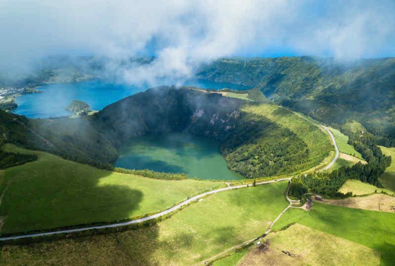 Hell's Mouth Lakes, Sete Cidades • São Miguel Island, Azores, Portugal