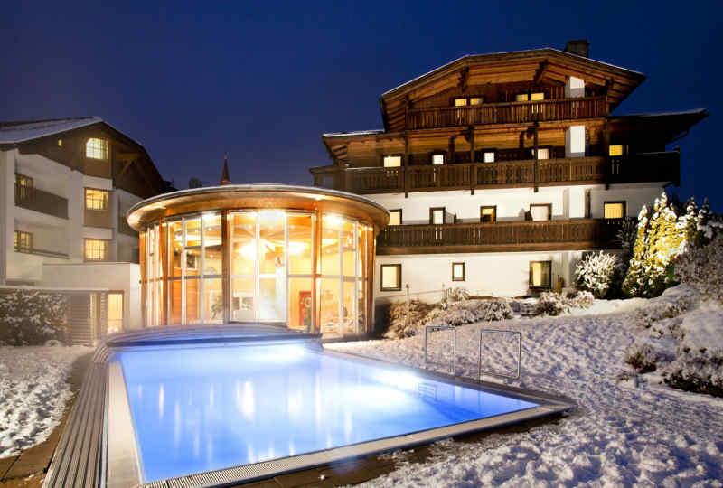 Hotel Bon Alpina • Exterior