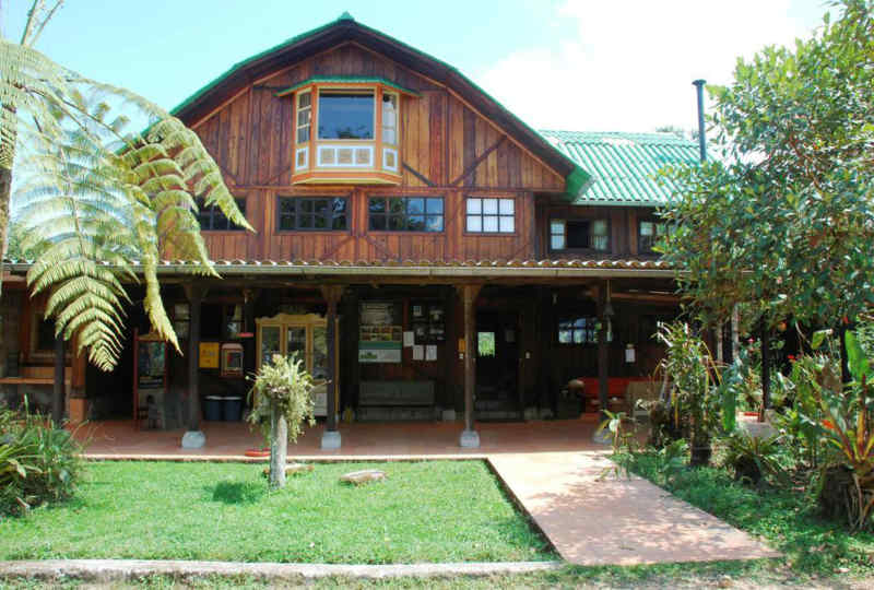 Sachatamia Rainforest Reserve Lodge