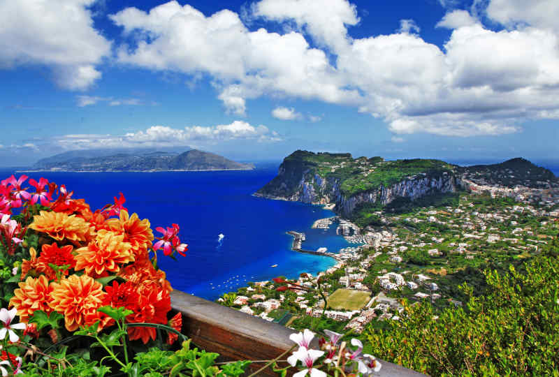 Coast of Positano