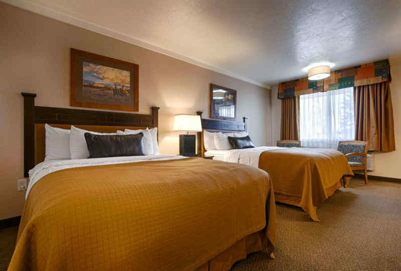Best Western Plus Ruby's Inn (Bryce Canyon) - Guest Room