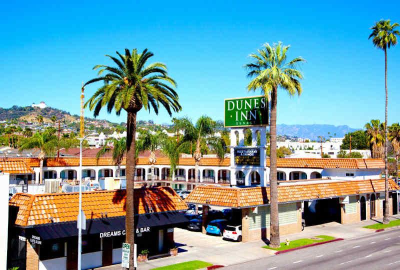 Dunes Inn Sunset Hotel