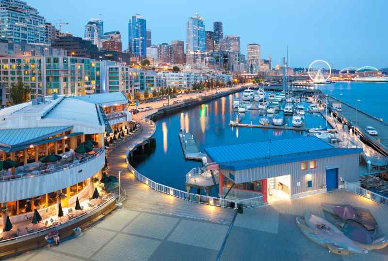 Waterfront, Seattle