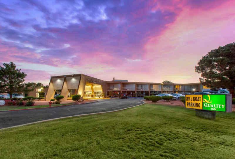 Quality Inn Lake Powell