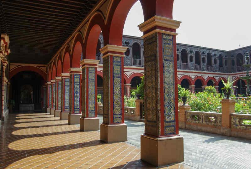 Santo Domingo Monastery