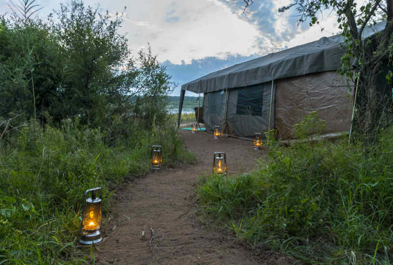 Little Mongena Explorers Tented Camp