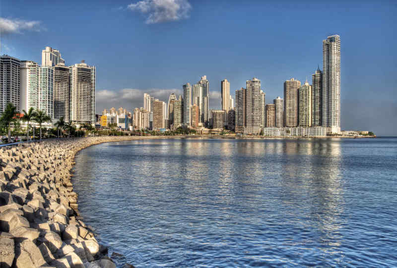Panama City Skyline, Panama