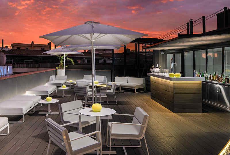 Sky Bar Terrace
