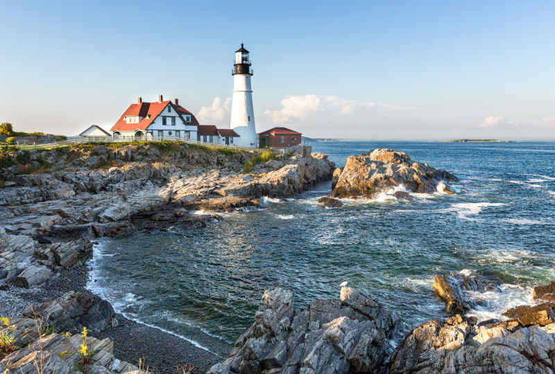 Portland Head Lighthouse, Portland