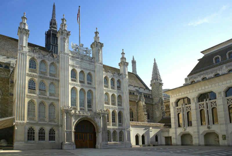Guildhall Great Hall • London, England