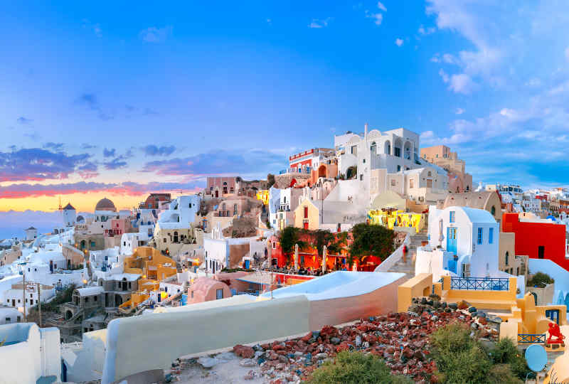 Vacation & Flight Deals To Greece