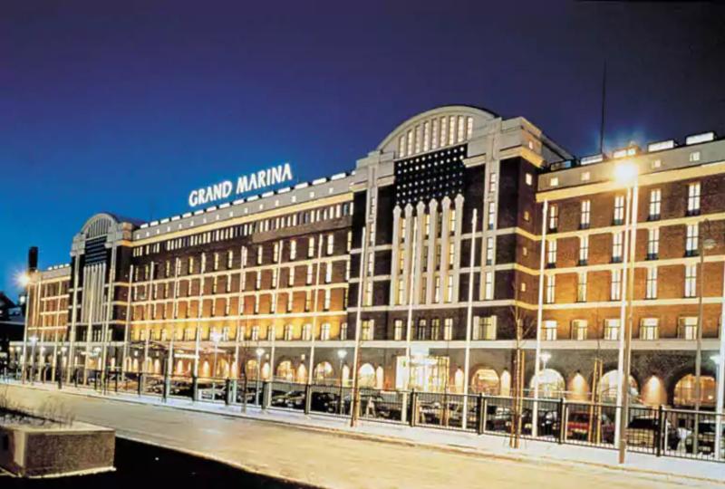Scandic Grand Marina Hotel • Exterior