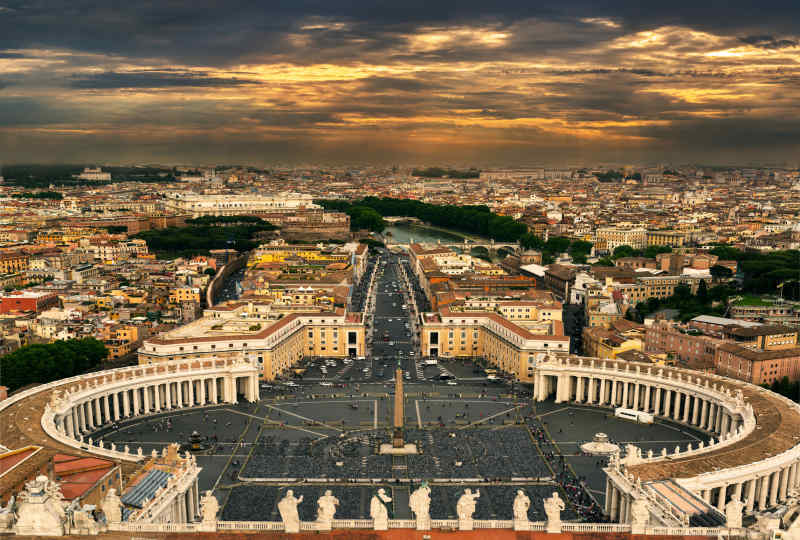 Rome Wonderful City Vacation