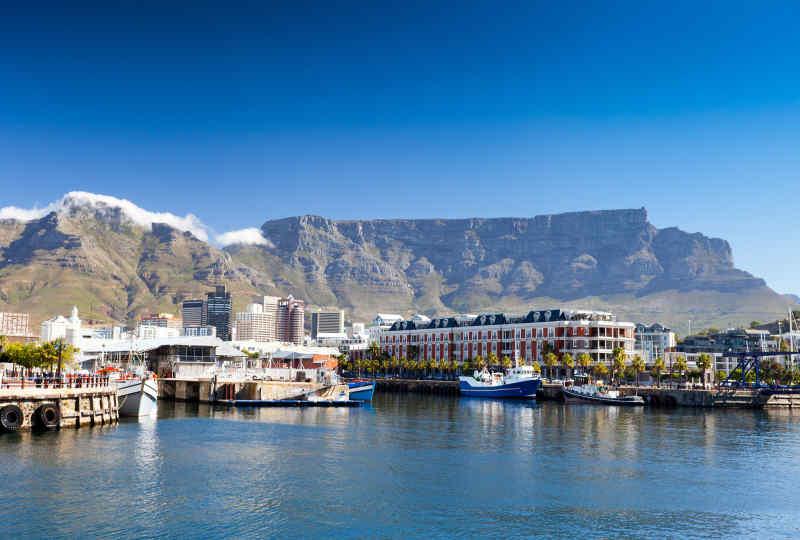 Cape Town Wharf
