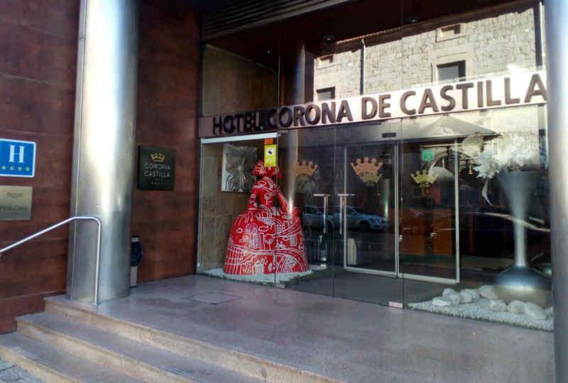 Corona de Castilla Hotel