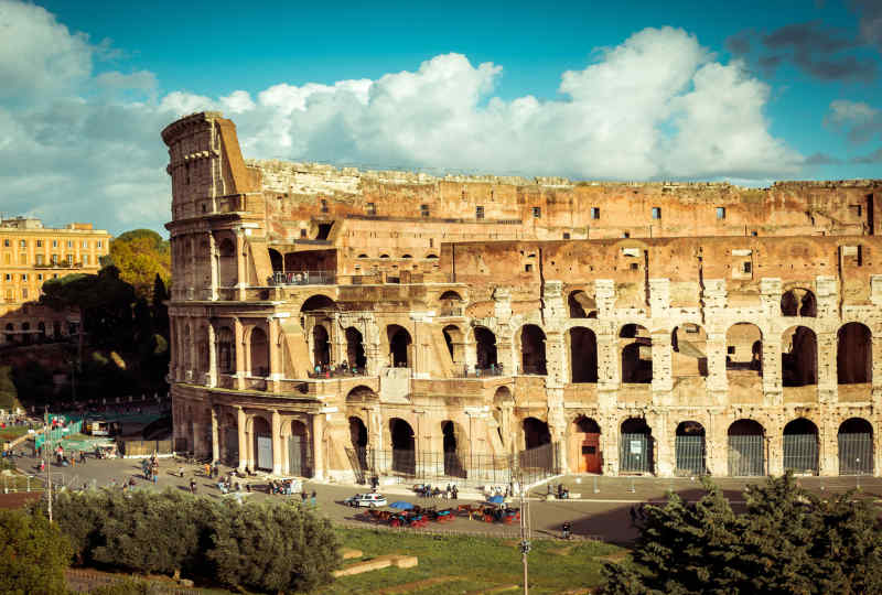 Colosseum • Rome, Italy