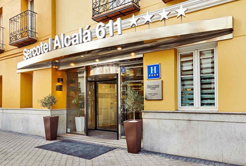 Hotel Sercotel Alcala 611