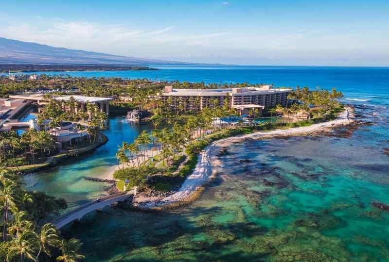 Hawaii Hilton Waikoloa Village