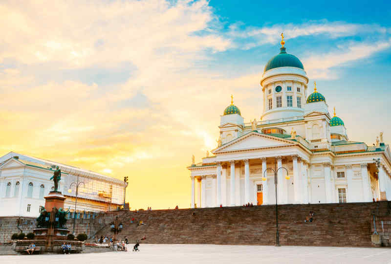 Senate Square • Helsinki, Finland