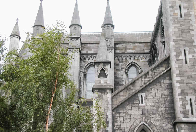 St Patrick's Cathedral • Dublin, Ireland
