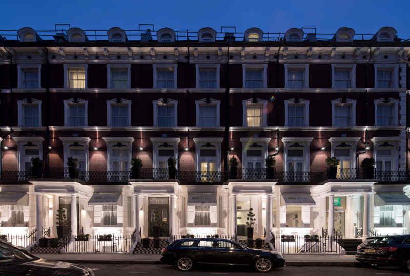 ibis Styles London Kensington Hotel Outside
