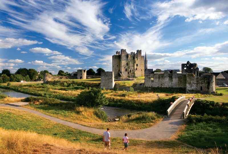 Trim Castle, Meath, Ireland