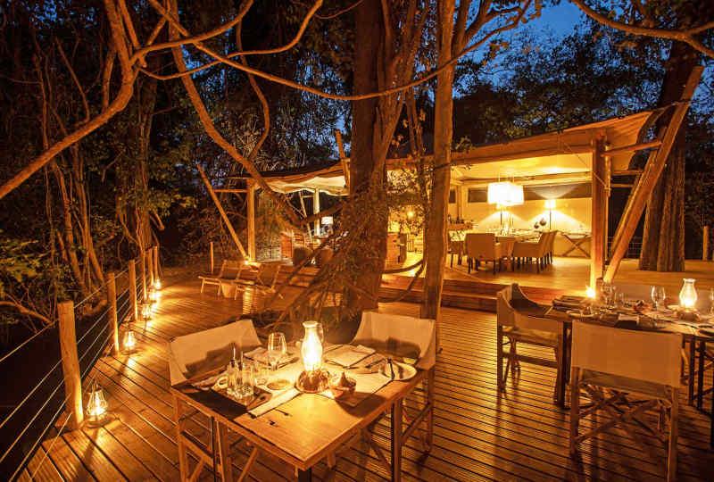 Tsowa Safari Island Hotel