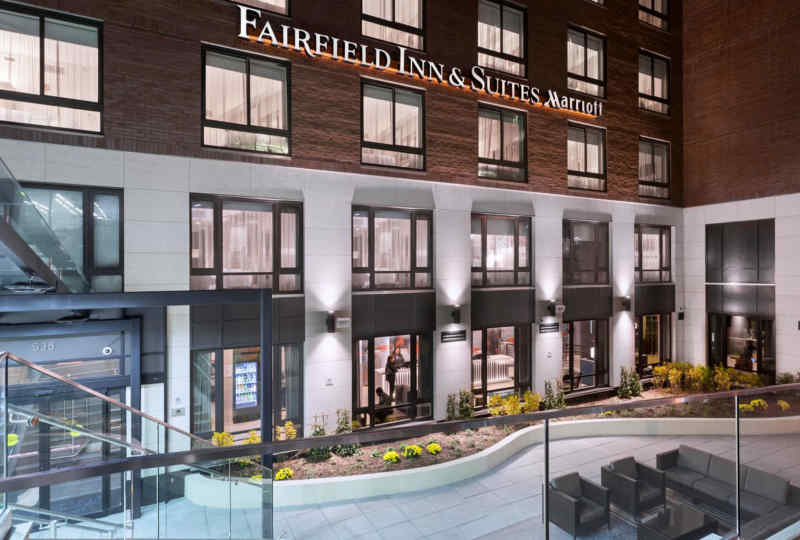 Fairfield Inn & Suites by Marriott NY Manhattan-Central Park