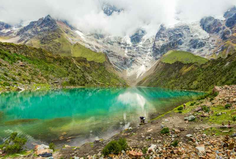 Humantay Lake, Salkantay Mountain