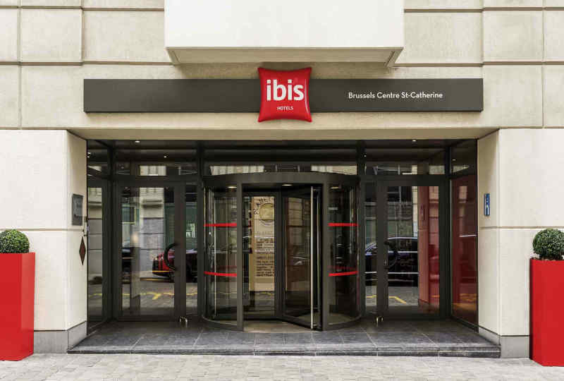Hotel ibis Brussels City Centre • Exterior